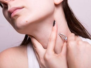 get rid of skin tags on neck